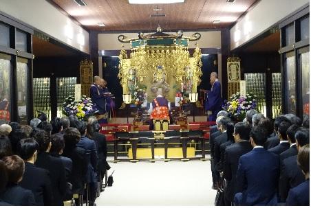 大妻コタカ50年祭写真3